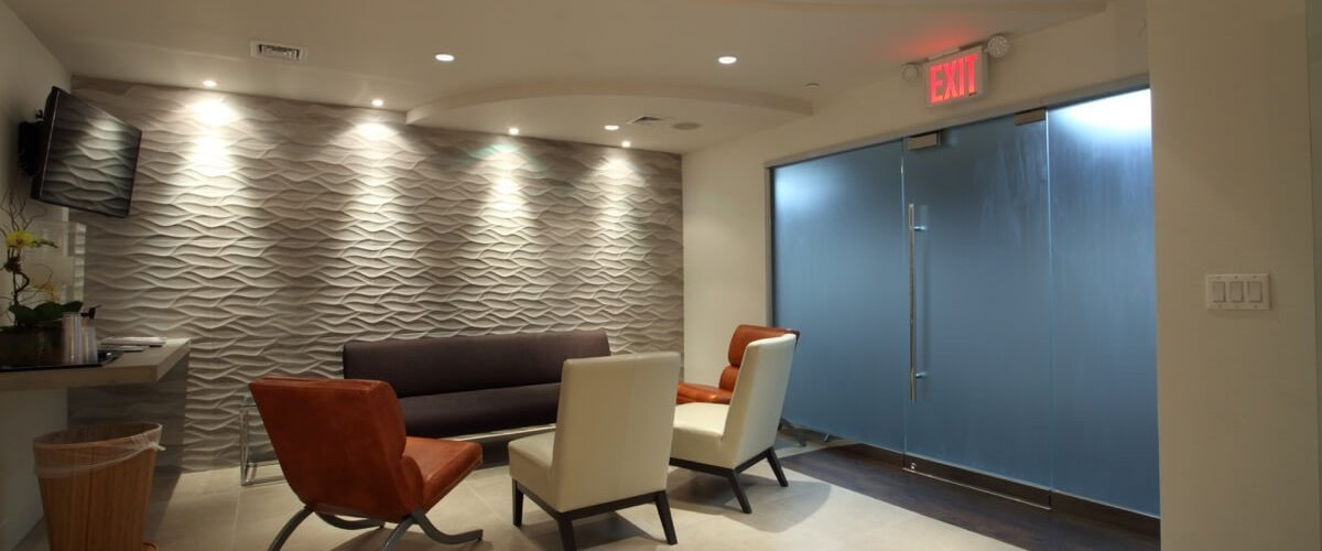 Meridian Dental Group Lobby