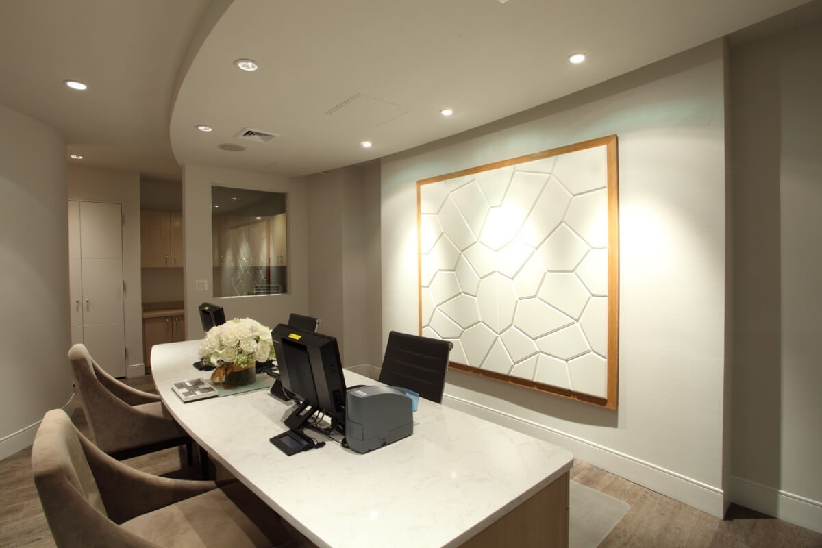 Meridian Dental Group Front Desk